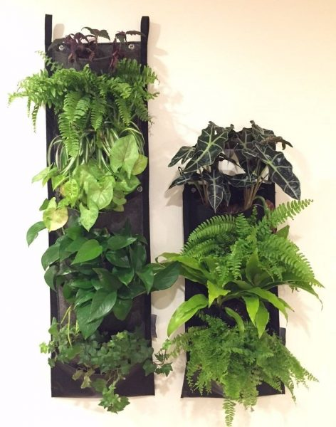 Hanging Pocket Planter Available at Amazon