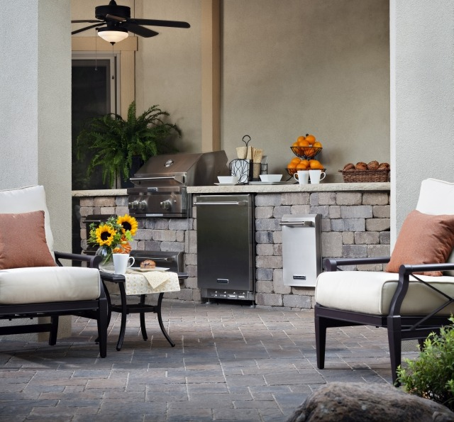 Outdoor Kitchen Ideas On A Budget: 4 Patio Makeovers For Any Budget