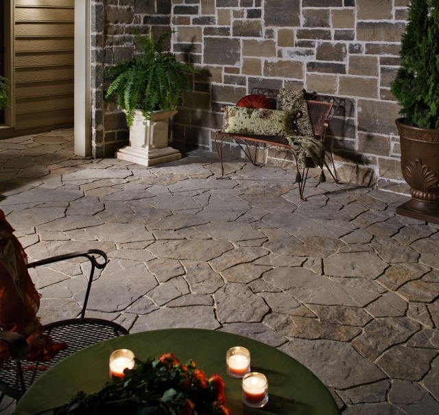 Outdoor Entertaining with Candles