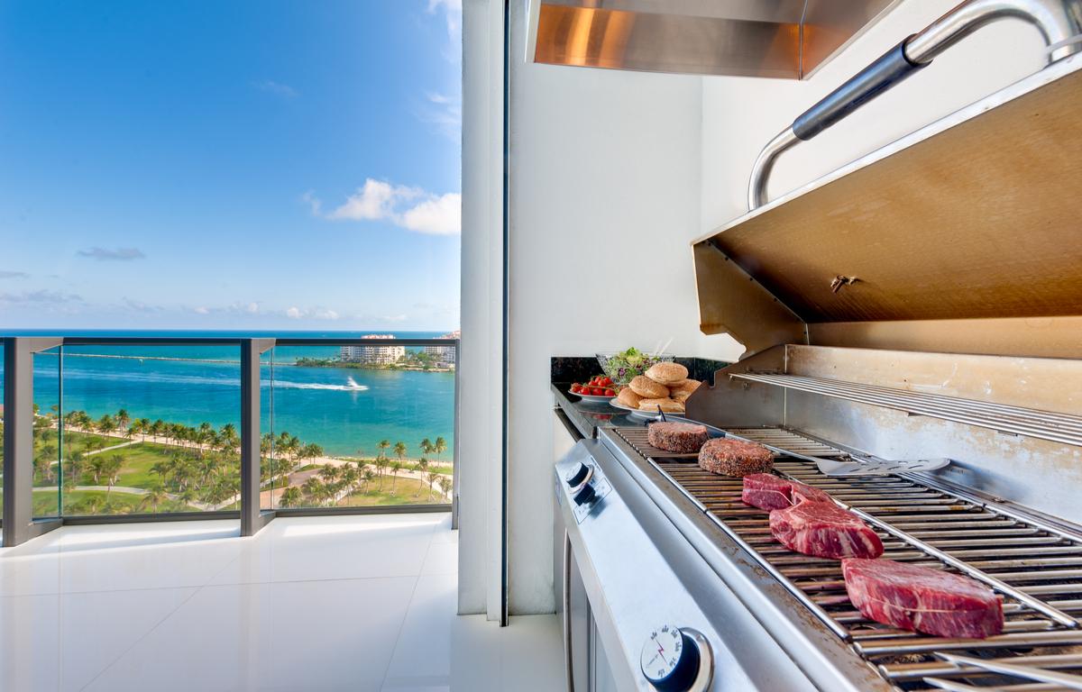Outdoor Kitchen Design Ideas Grill