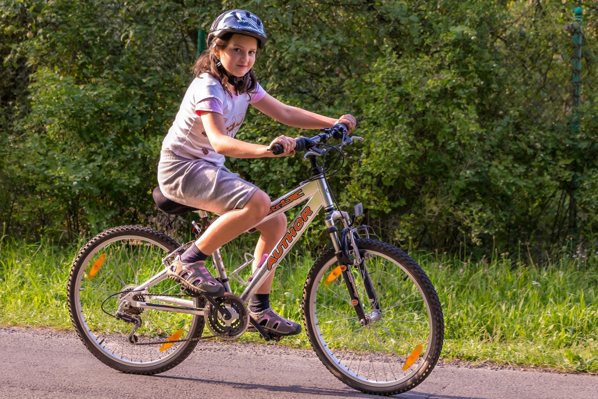 Get Kids Outside with Family Bike Rides