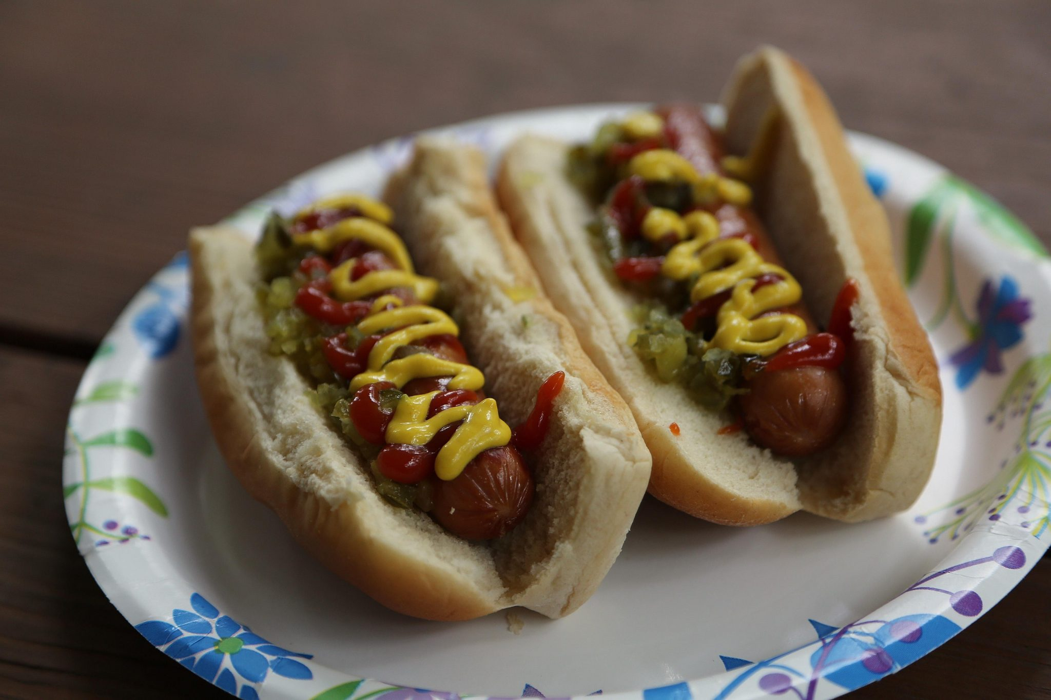 How to Celebrate National Hot Dog Month