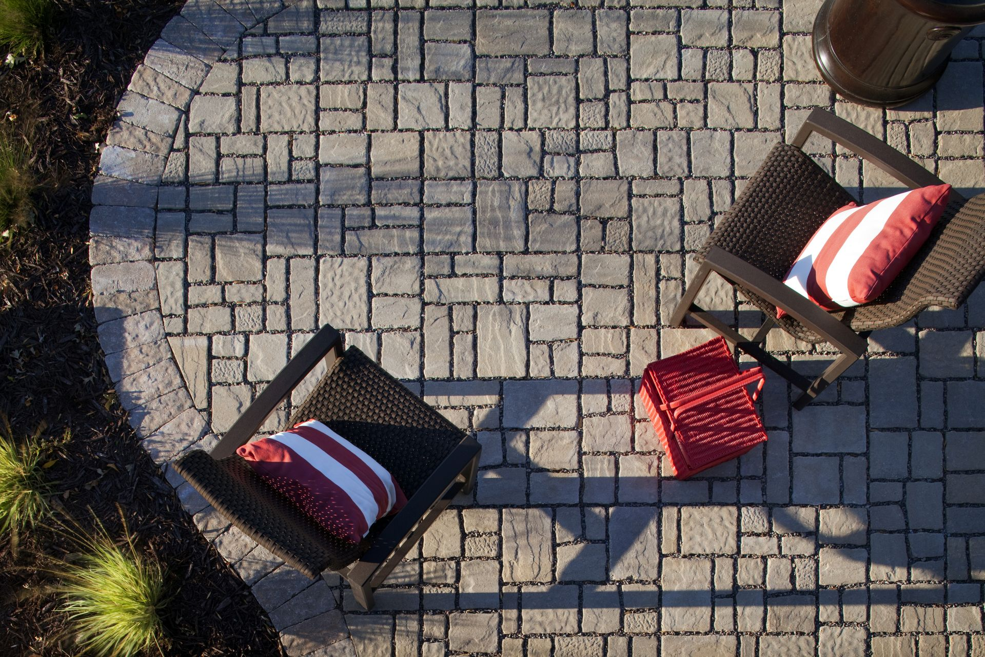 Permeable Pavers Patio