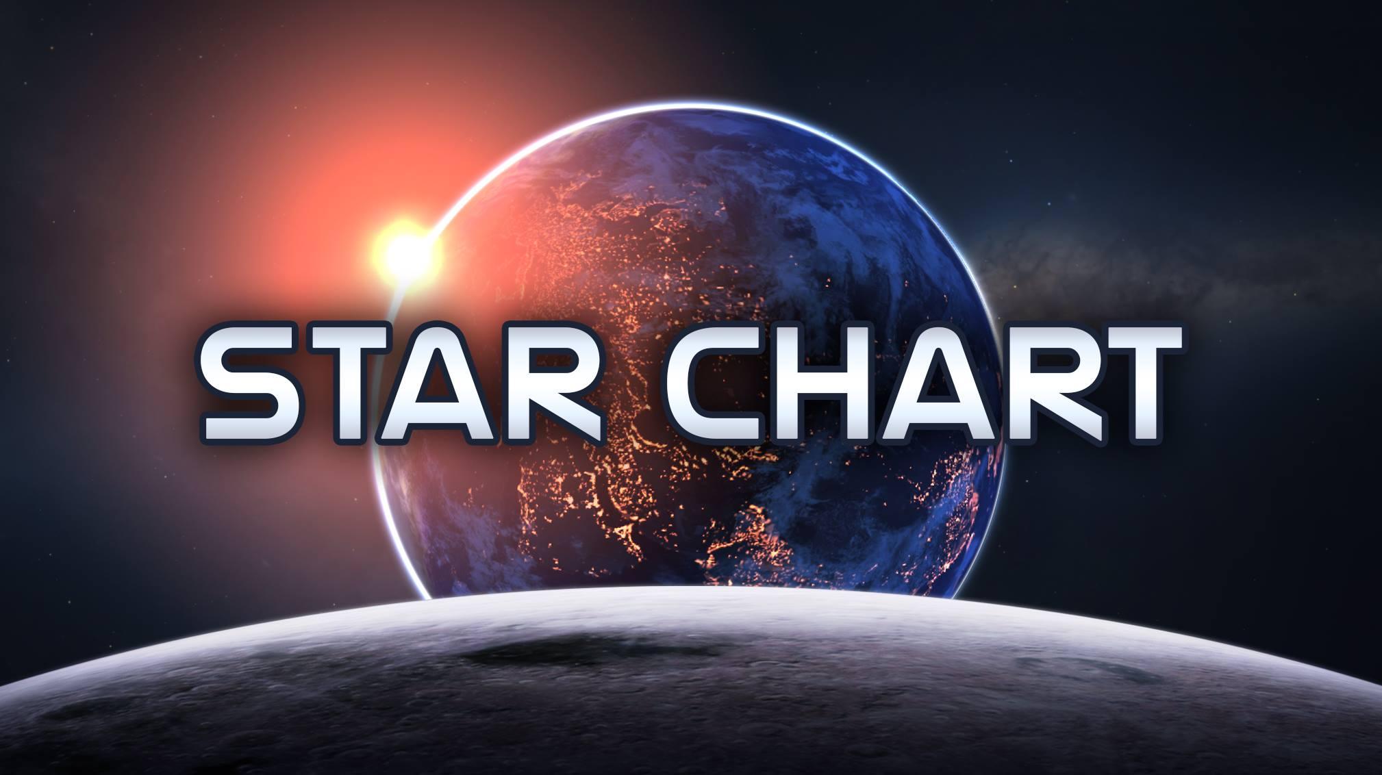 Star Chart App