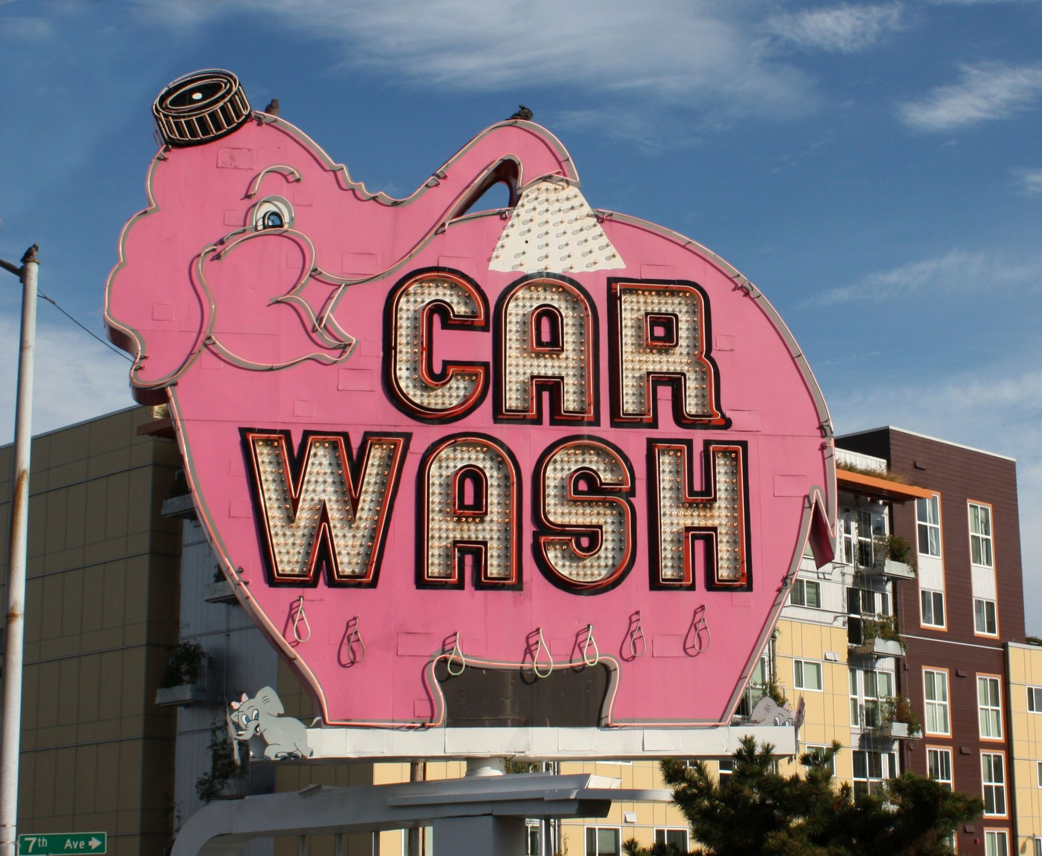 Save water with car washes
