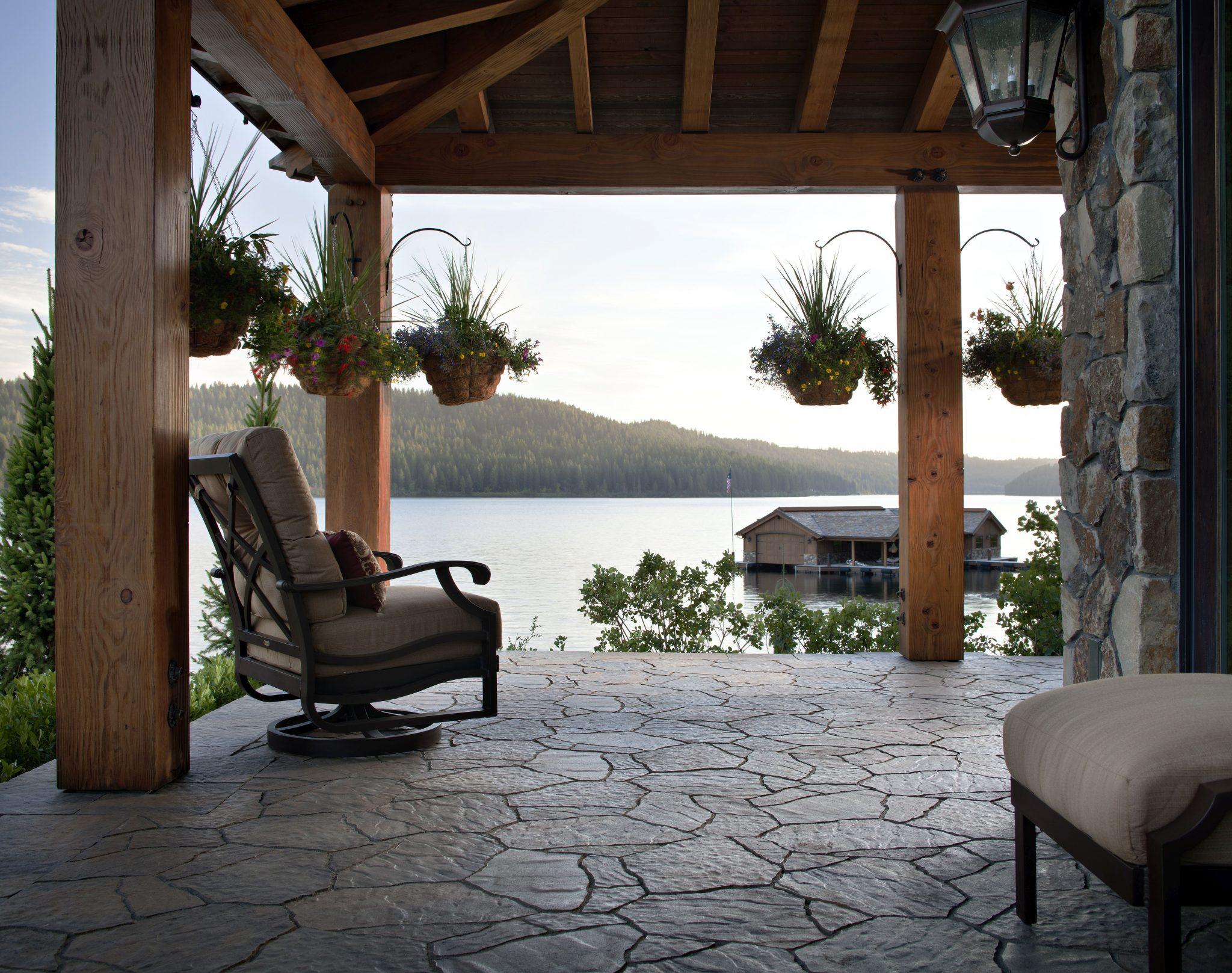 Relaxing Backyard Retreat