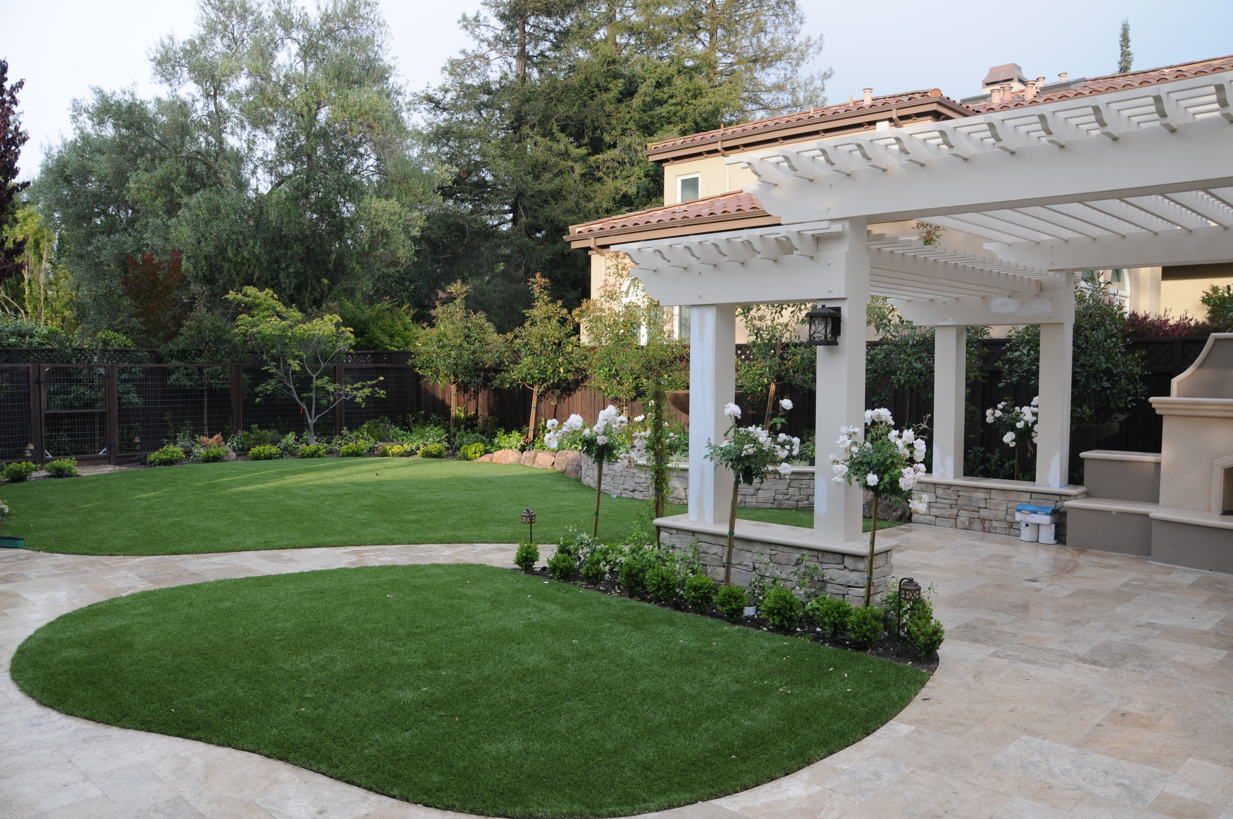 how much water can i save with artificial grass install it direct