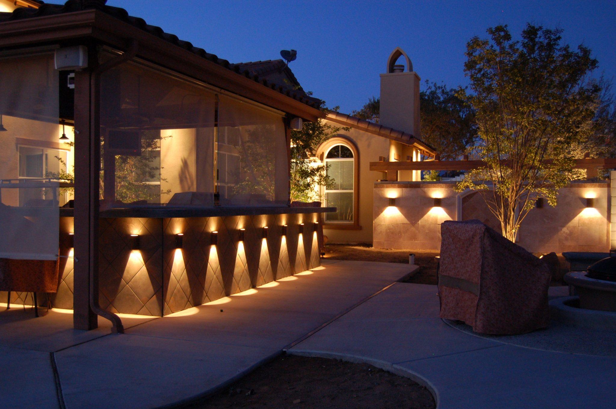 landscape lighting Maintenance