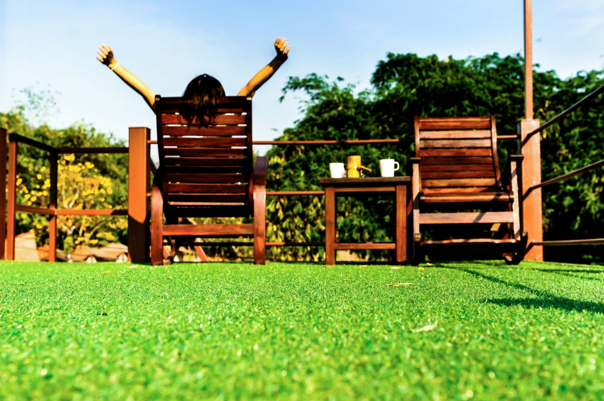 Does Artificial Grass Feel Like Real Grass?