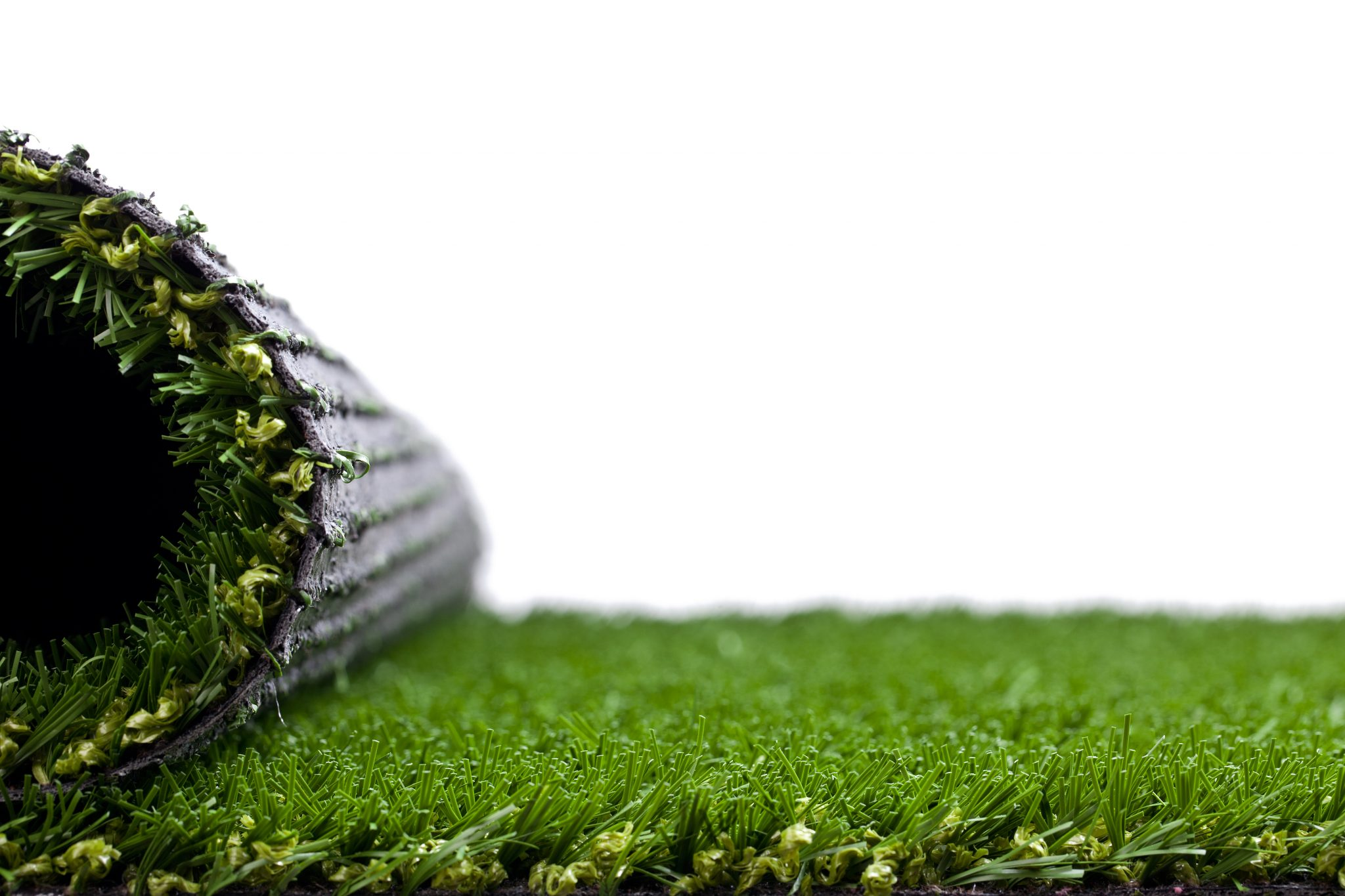 artificial grass laying direction