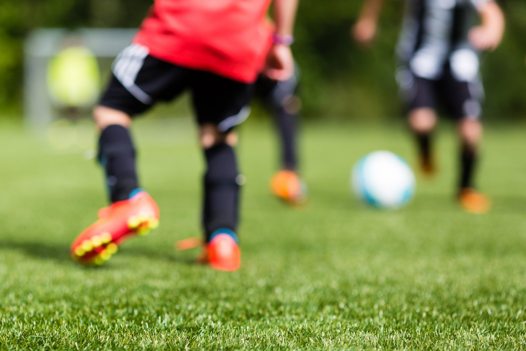 will artificial turf get flattened