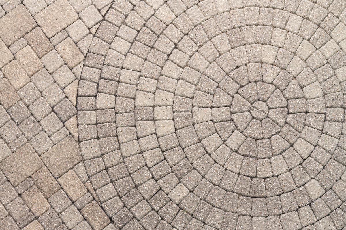 Remove Oil Stains from Concrete Pavers