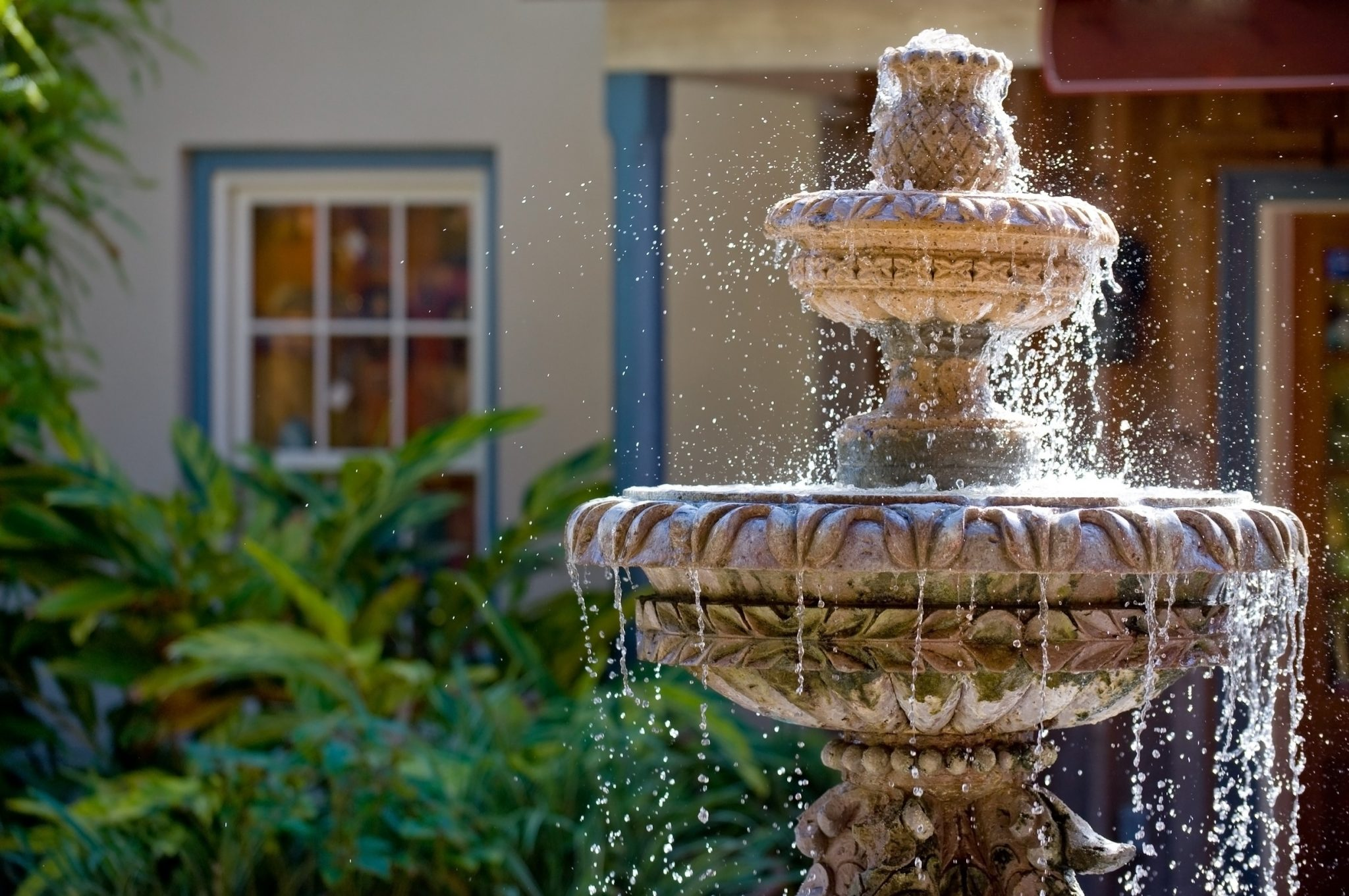 How to Repurpose Your Fountain