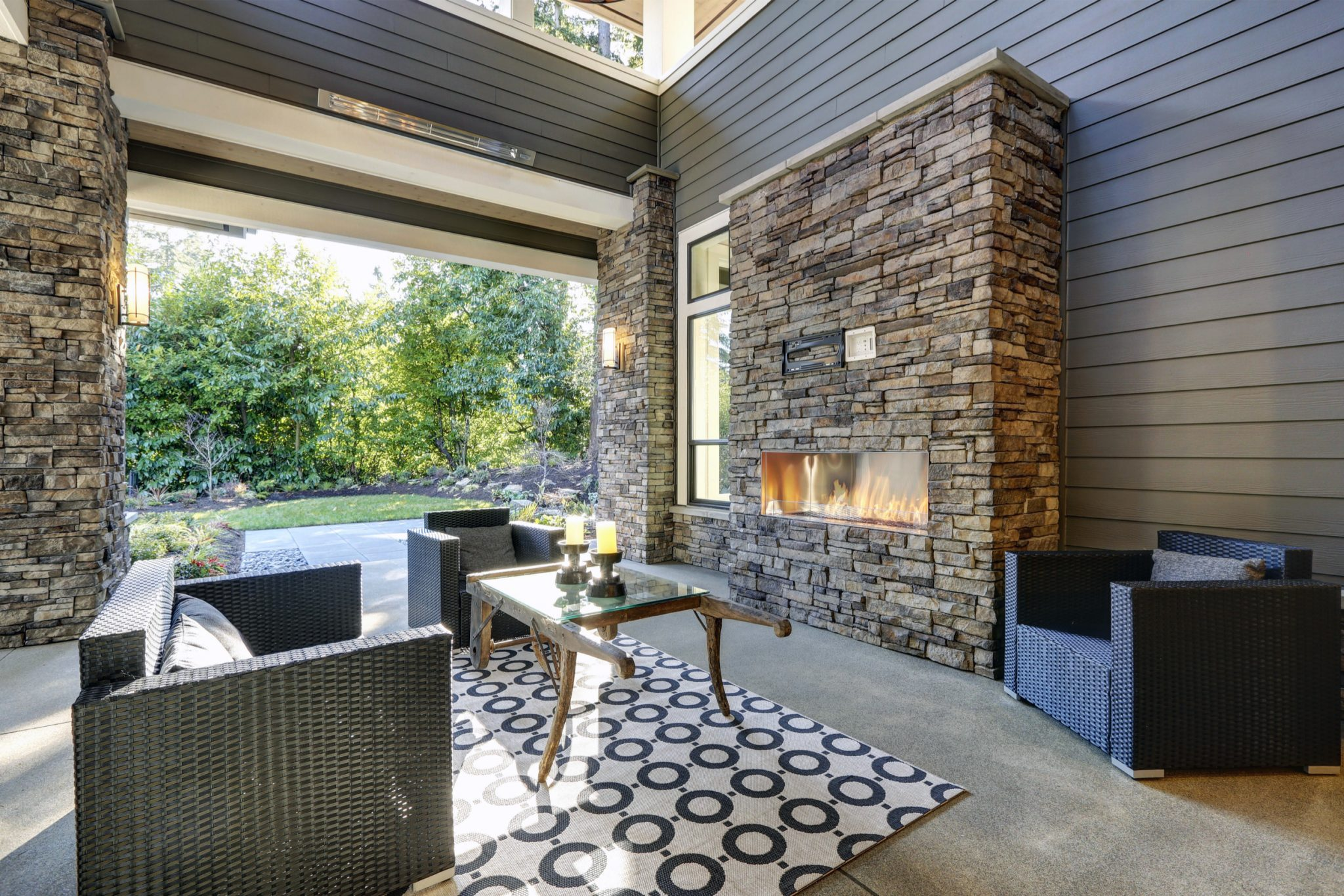 patio ideas small yard