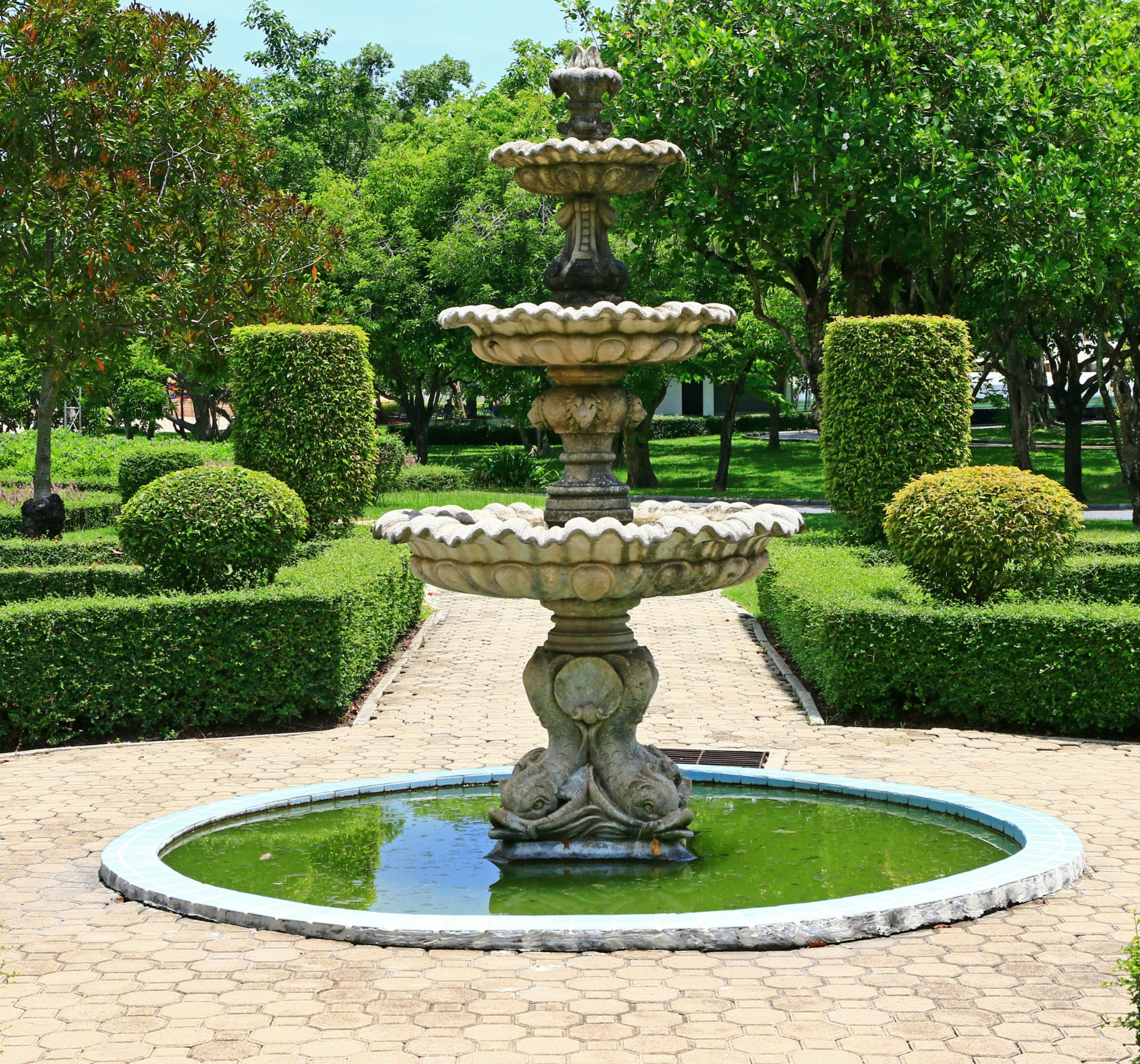 Repurpose Fountain