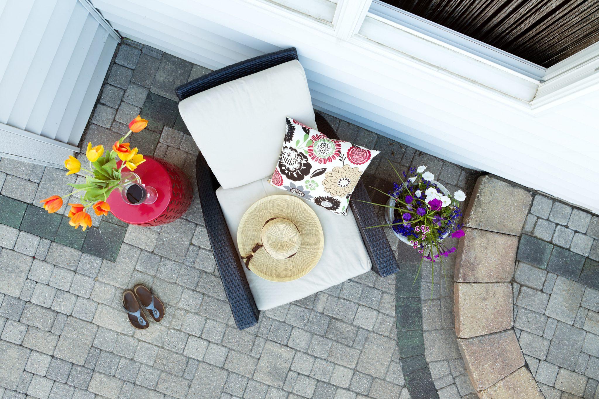 small patio ideas