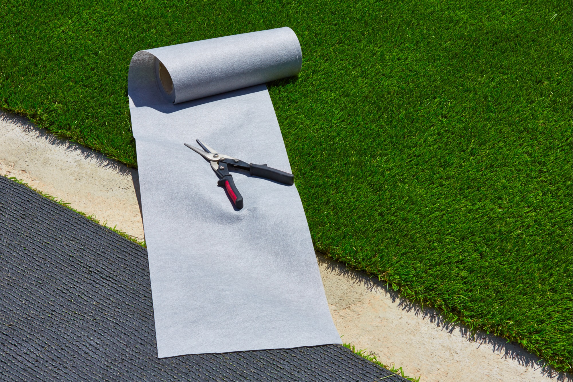 is artificial grass transferable new home