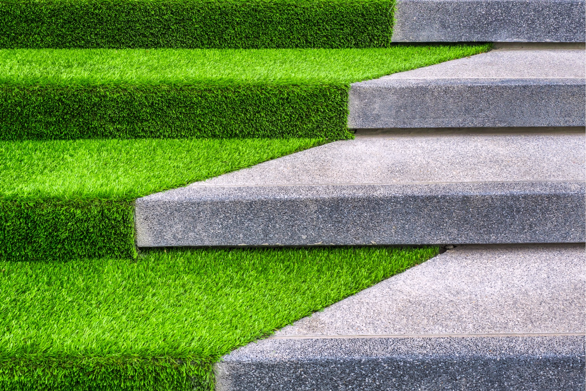 Can I Install Artificial Grass on Top of Concrete or Asphalt