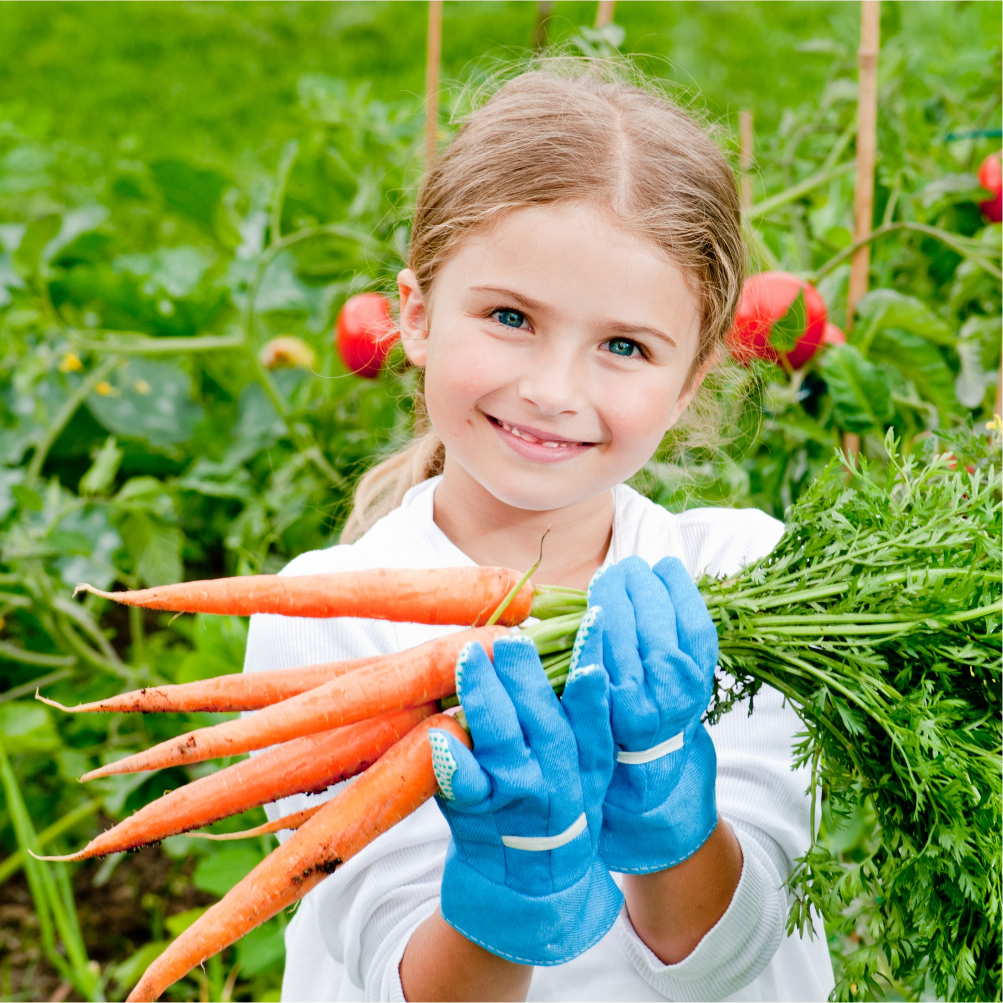 kids gardening ideas