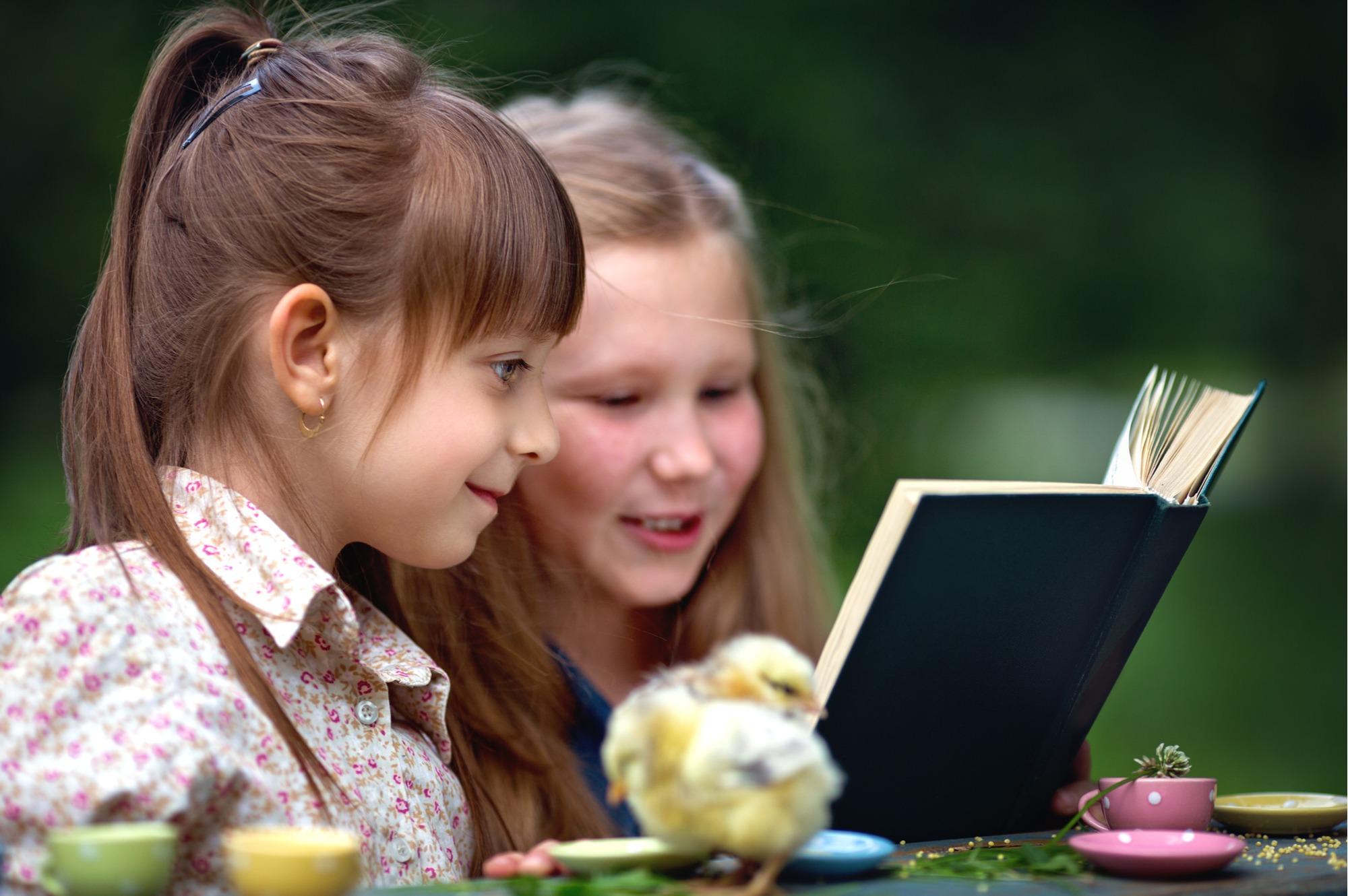 Outdoor Homework Area