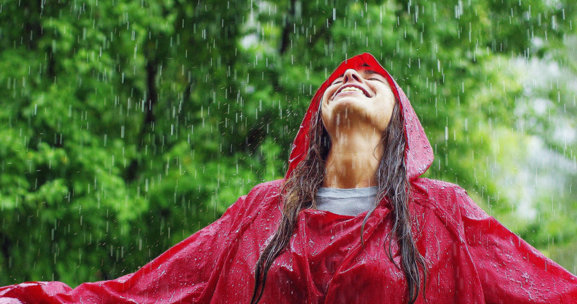Prepare for Rain After Dry Summers or Drought