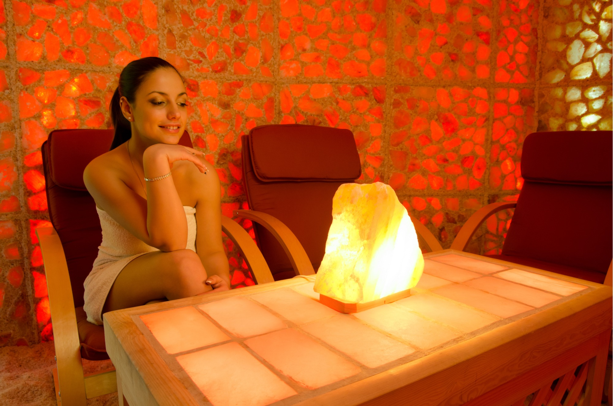 salt therapy at home