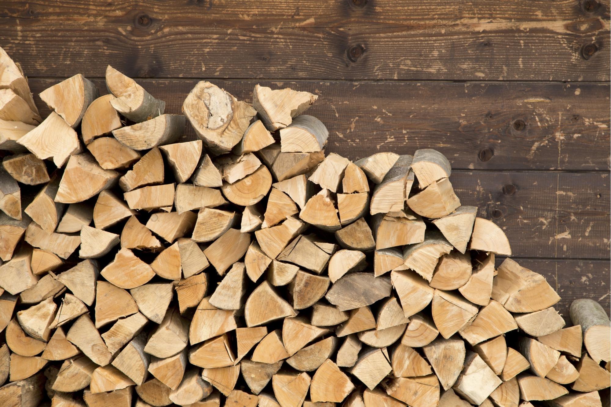 Firewood Storage advice