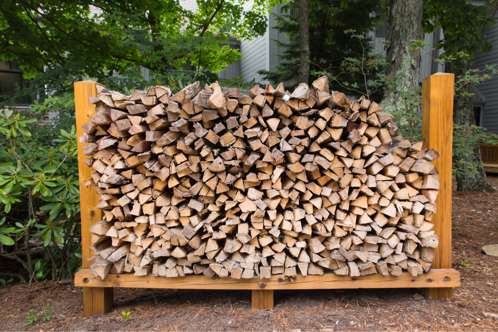 Firewood Storage guide