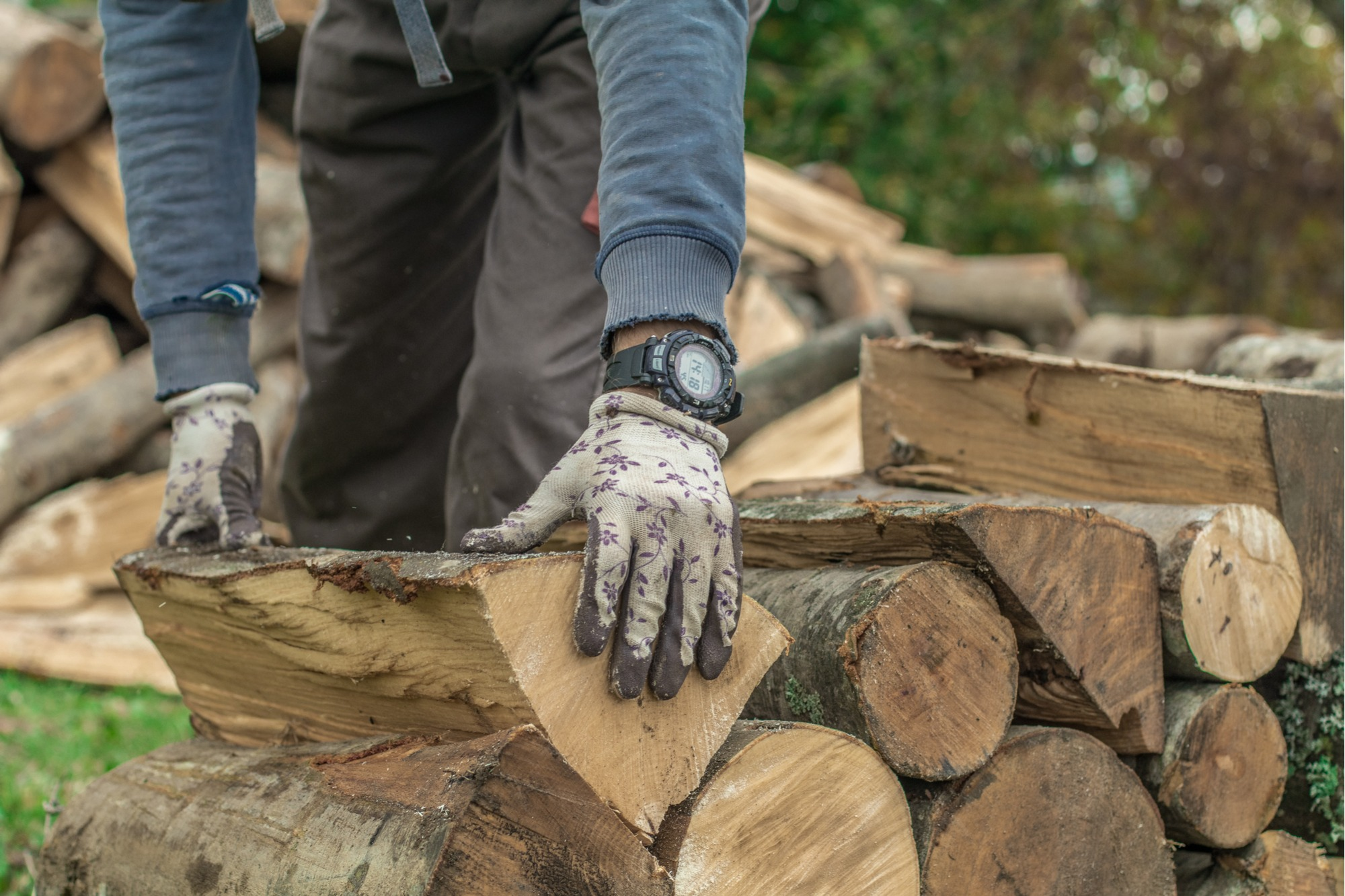Firewood Storage Tips