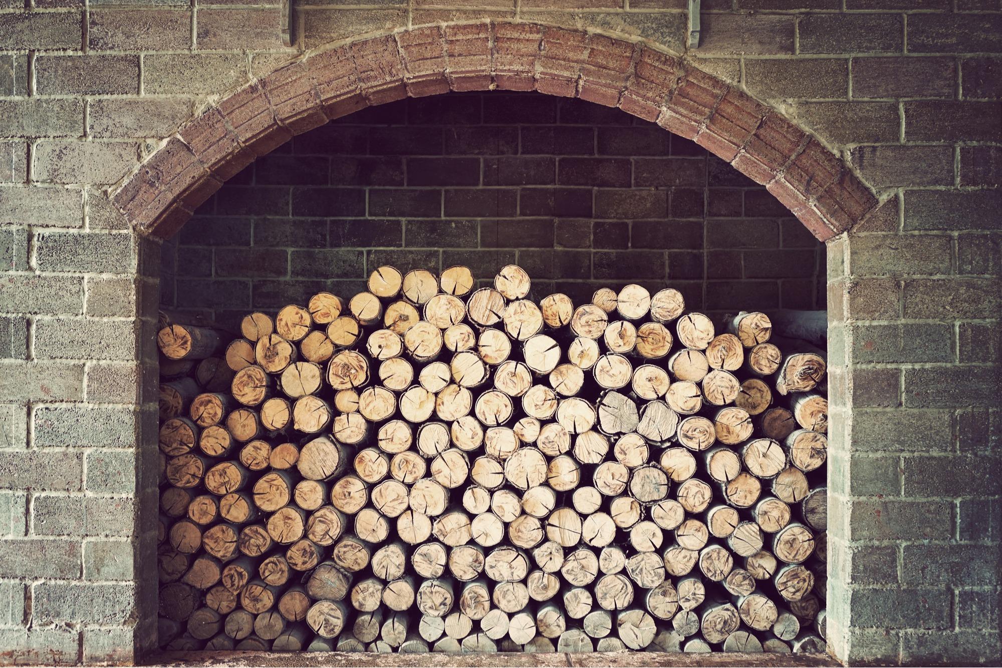 how to Firewood Storage
