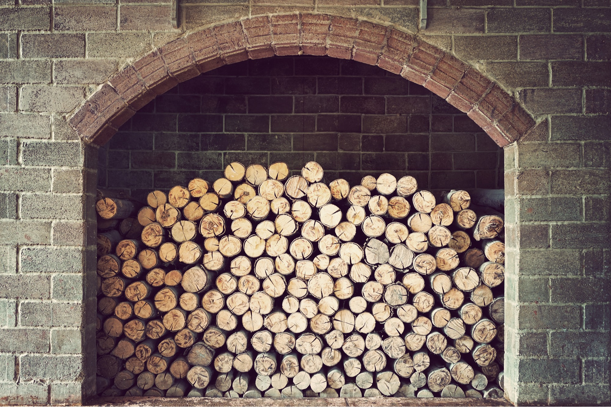 how to Firewood Storage