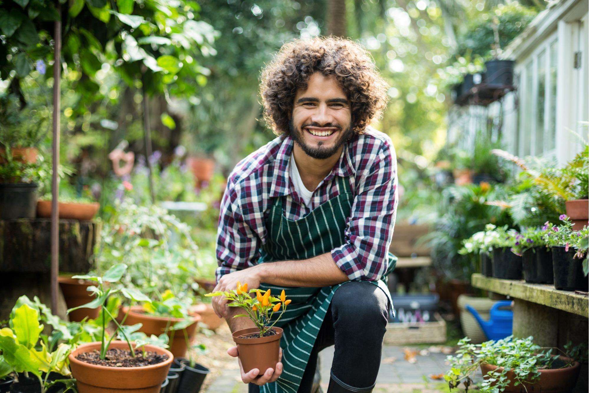 knee pain gardening tips