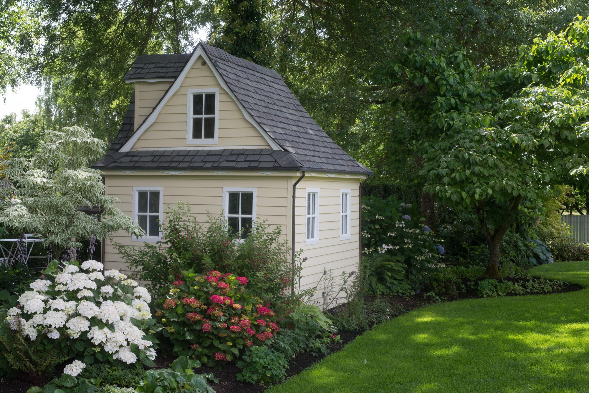 Tiny House Landscaping ideas
