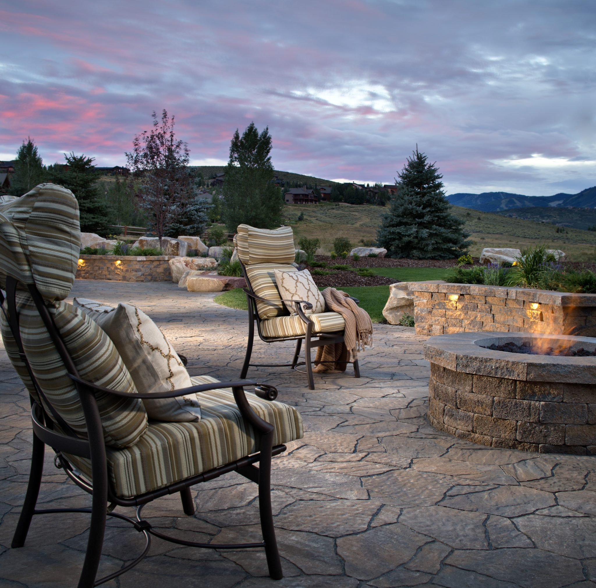 wood fire pit alternatives
