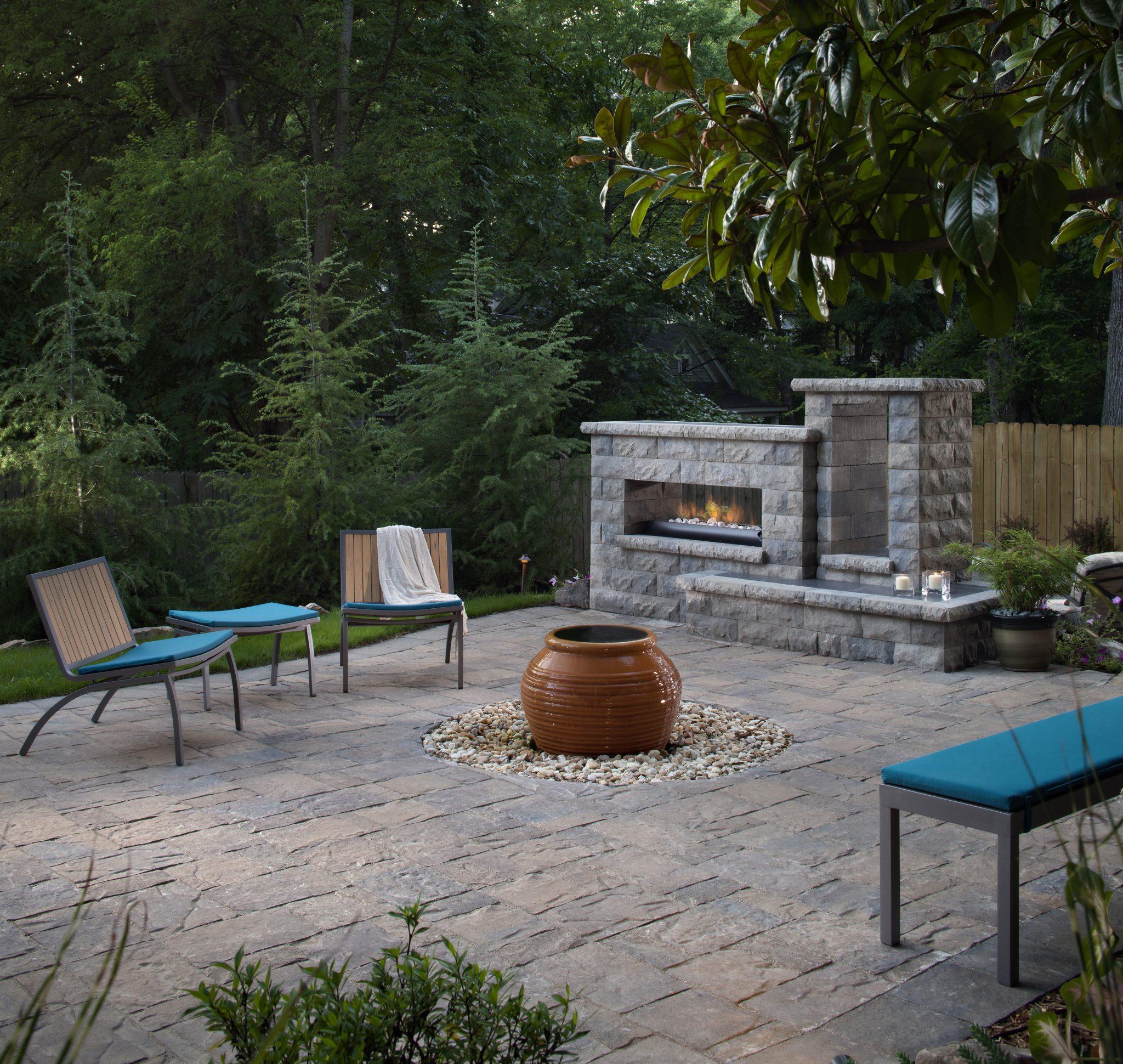 wood fireplace alternatives