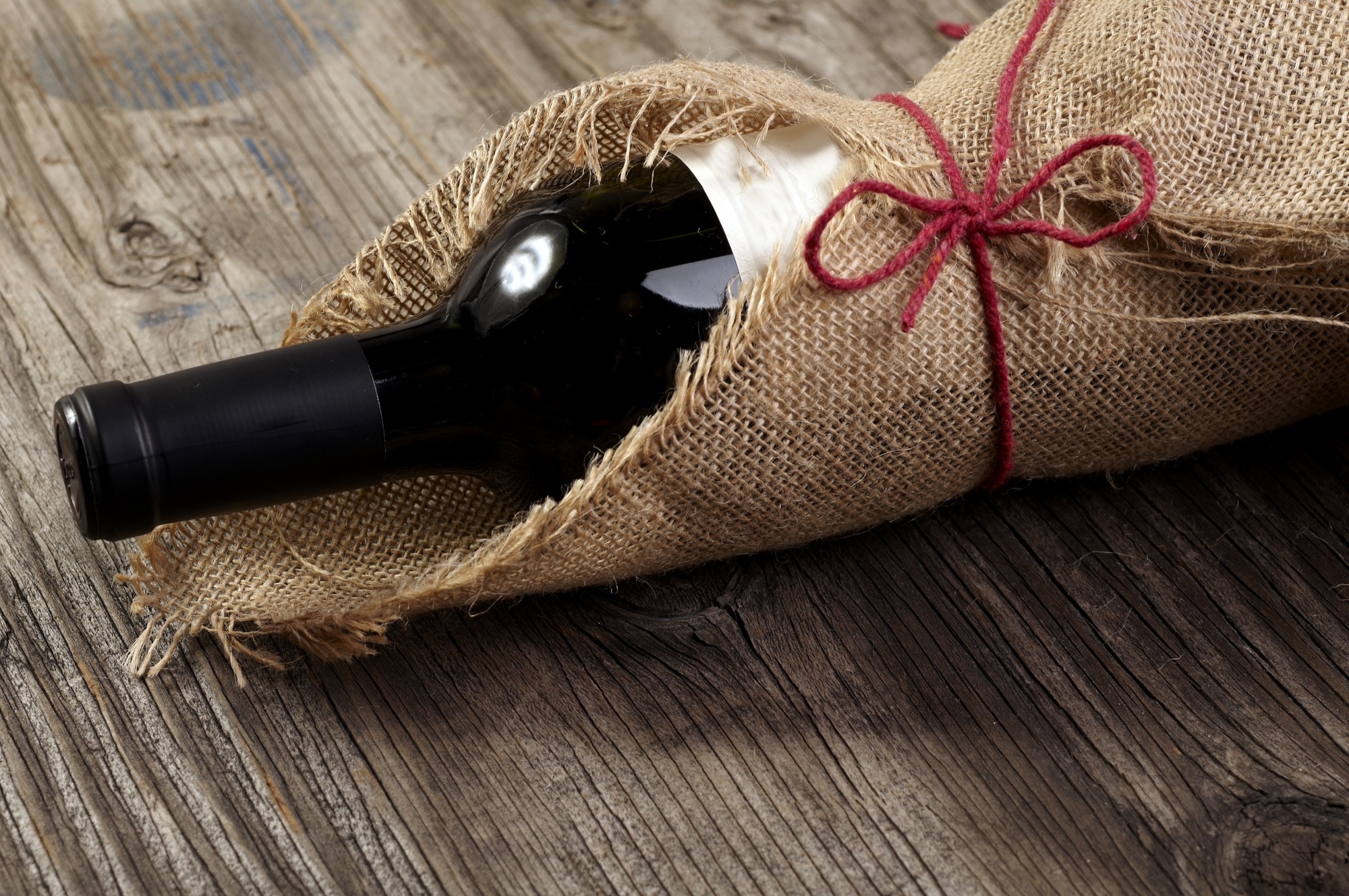 wine gift party favor