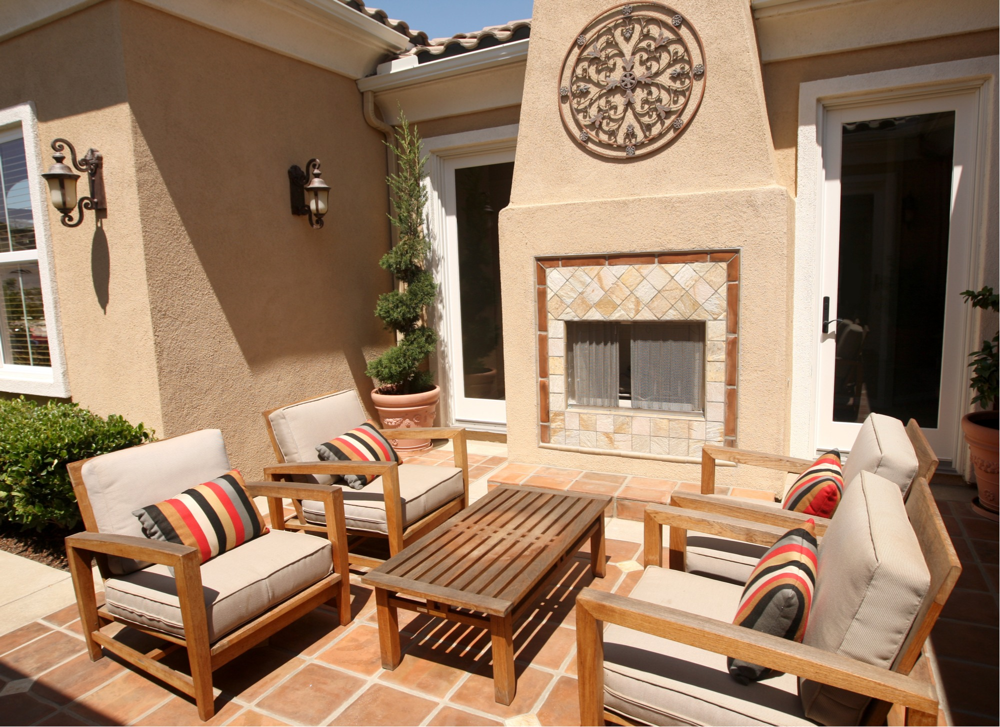 outdoor fireplace guide