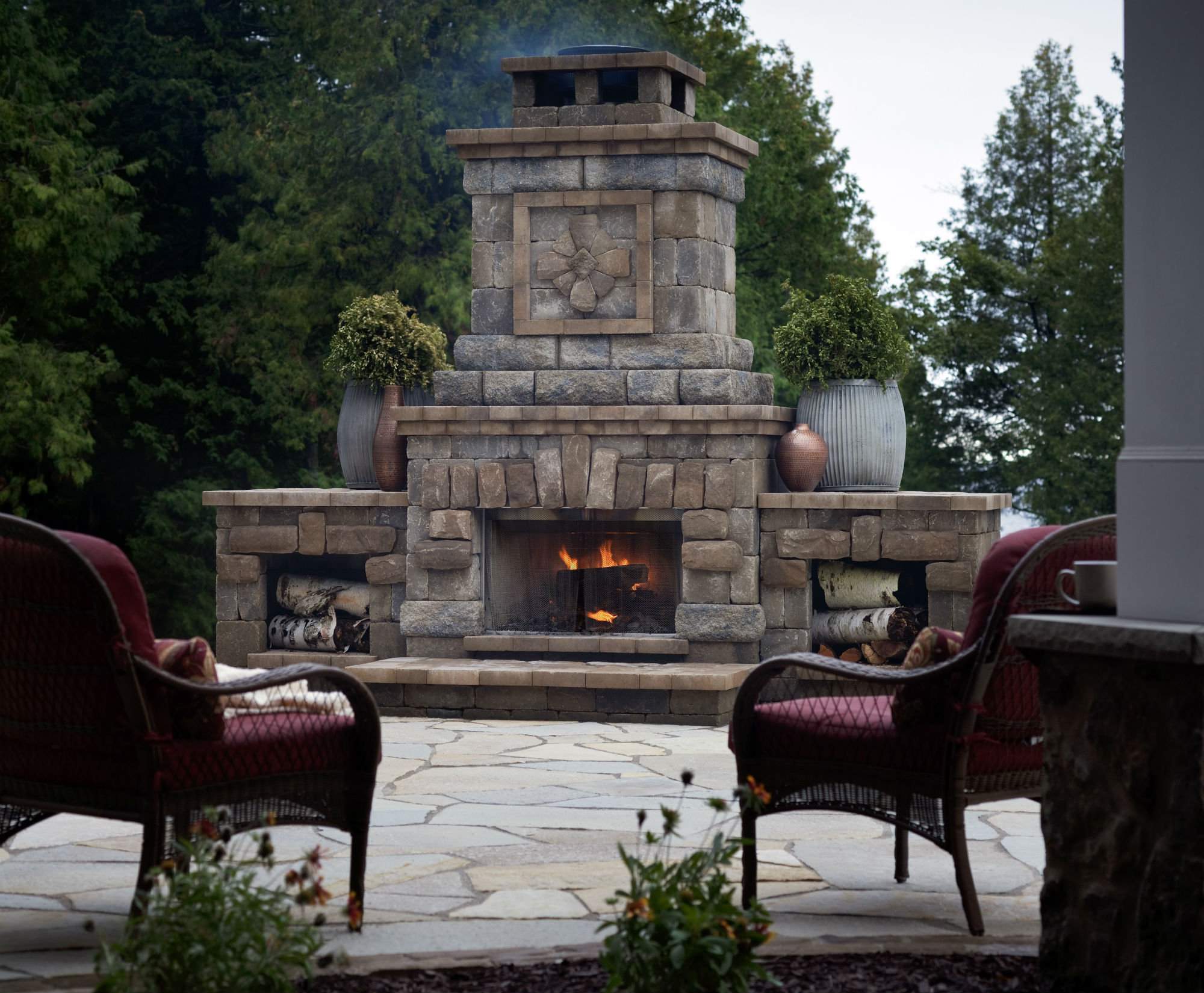 Outdoor Fireplace Safety Guide