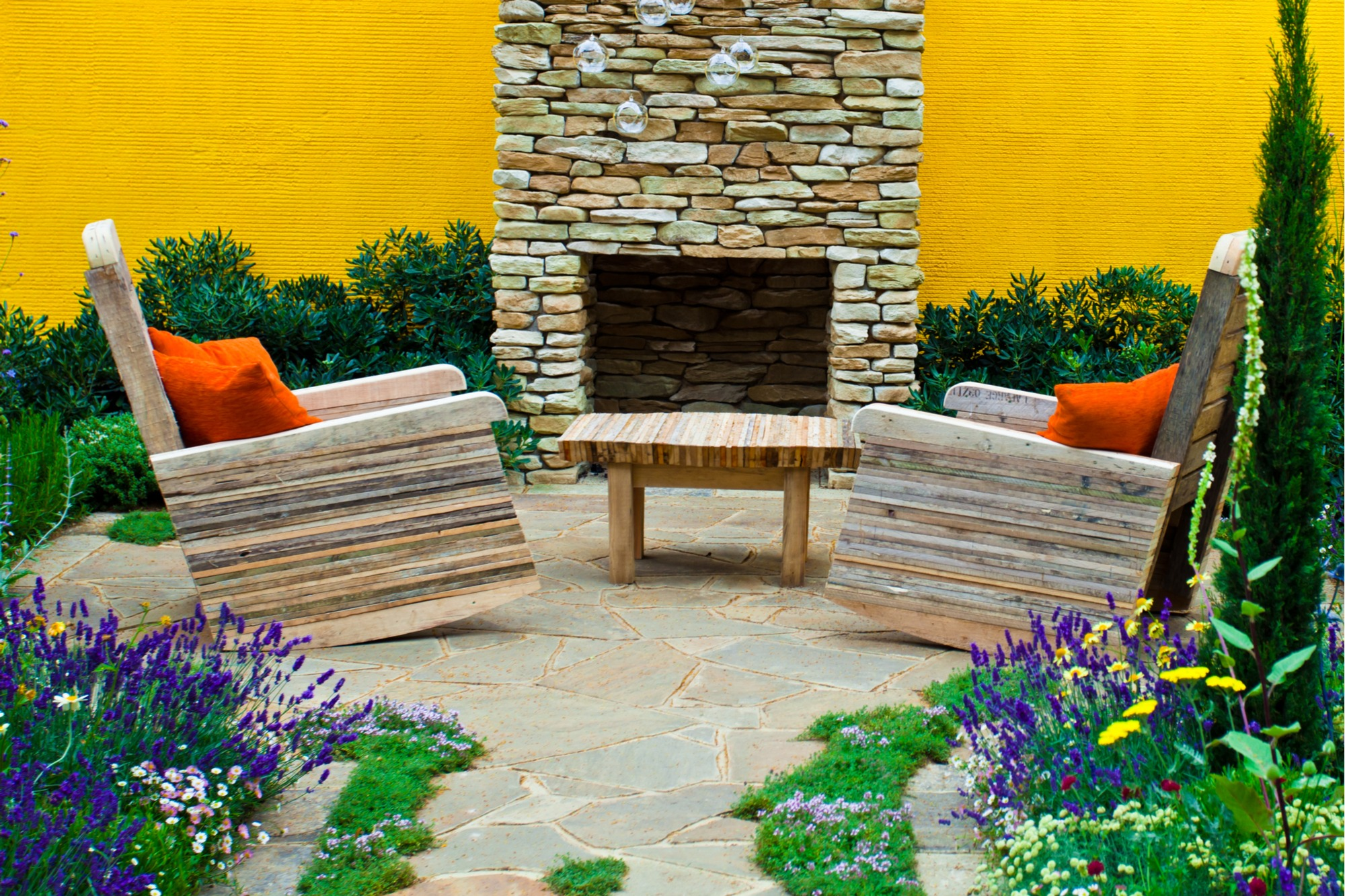 outdoor fireplace tips