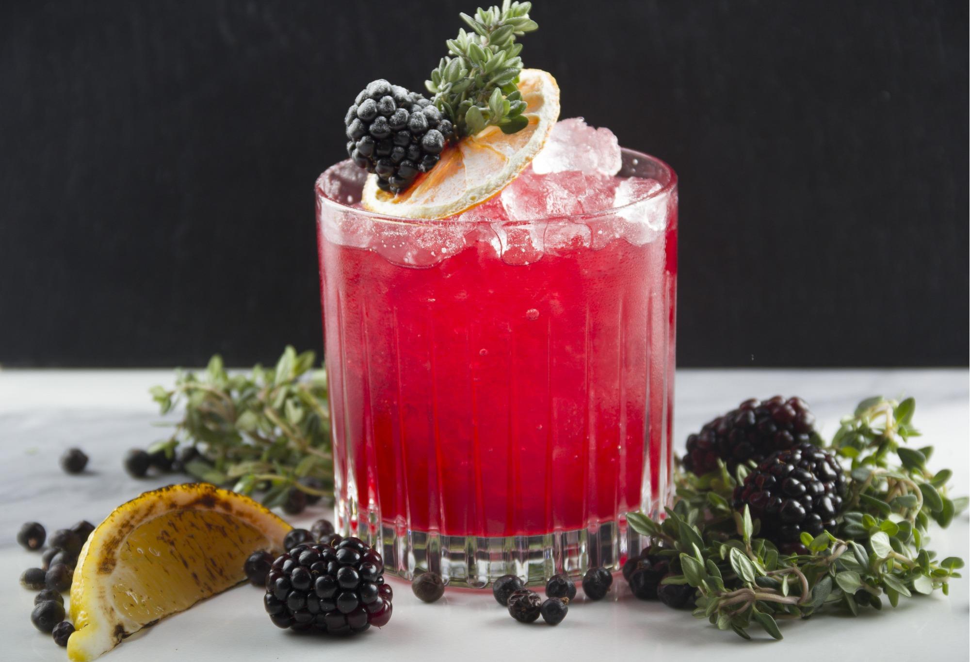 shrub cocktails