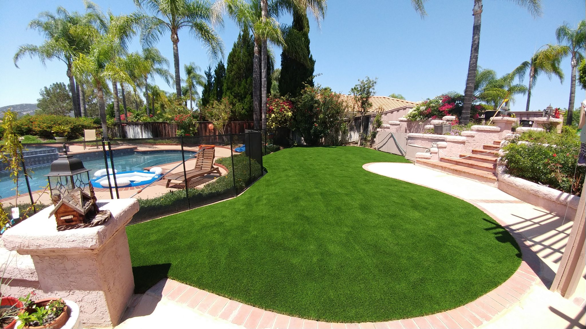 Artificial Pet Turf Installation in San Diego   Install-It ...