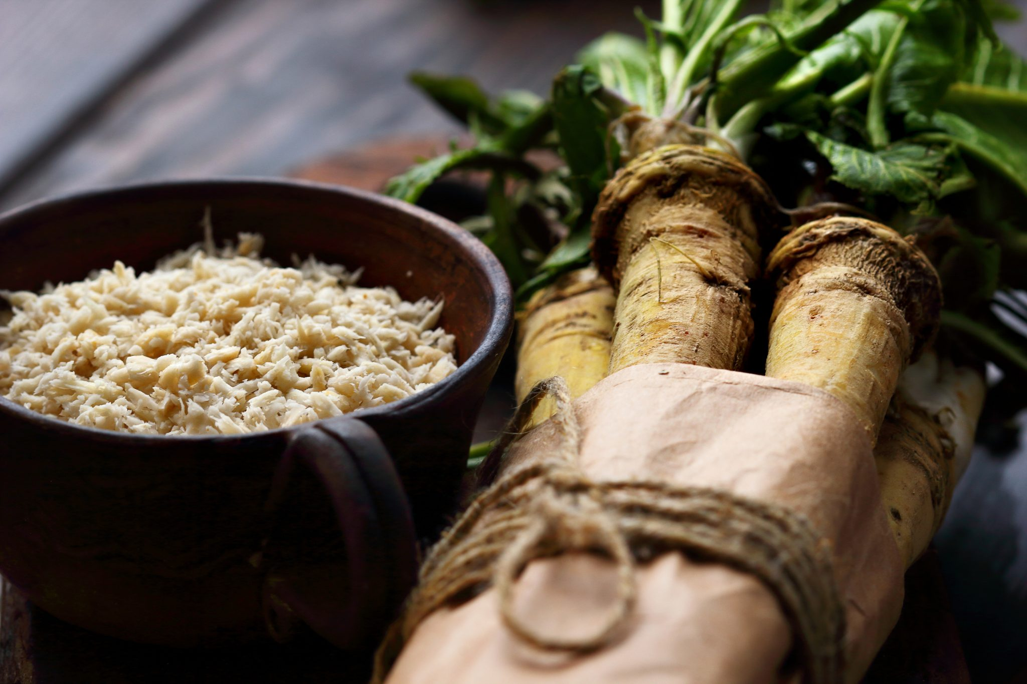 How to save horseradish in winter 30