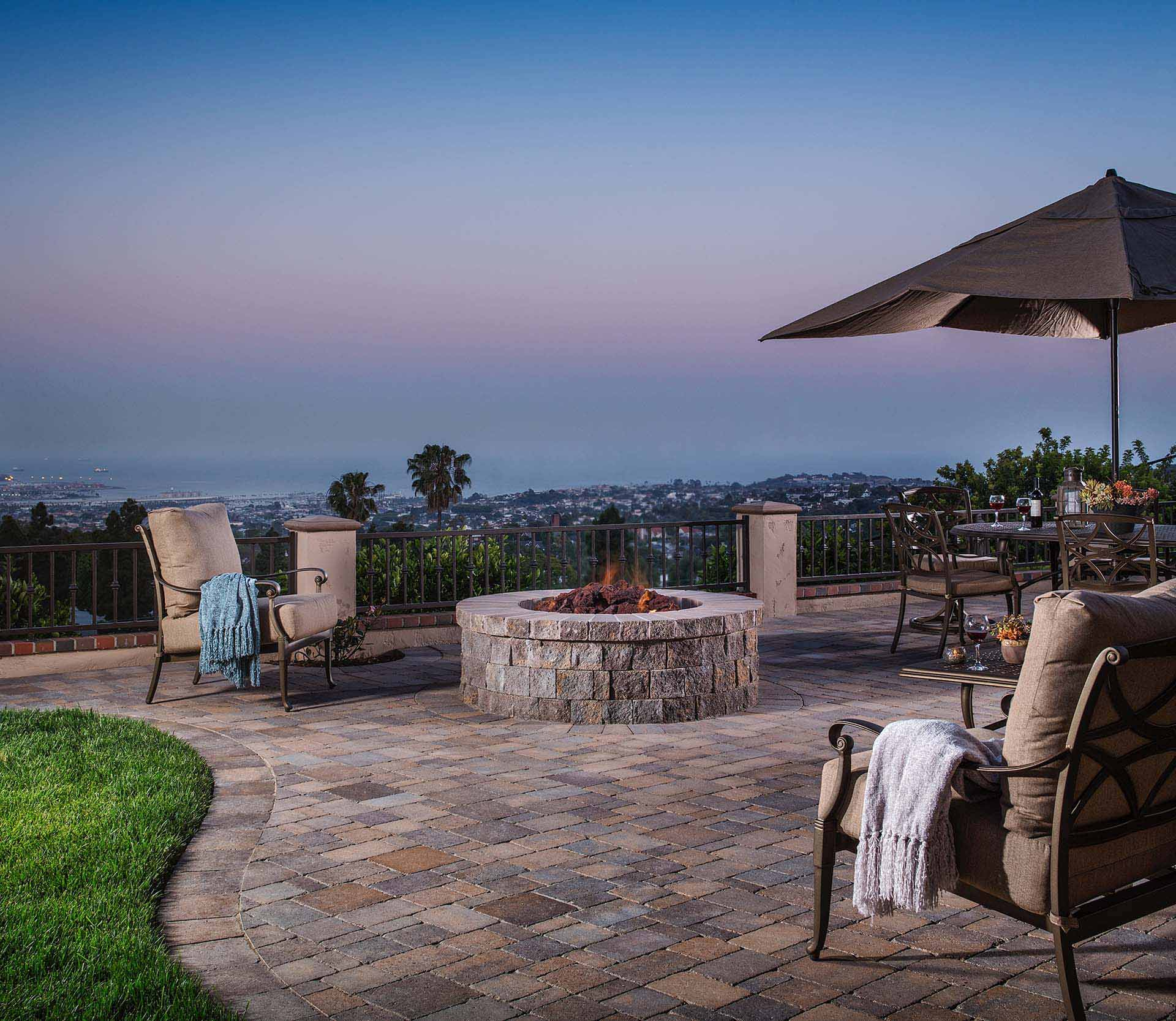 Types of Hardscapes: Pavers