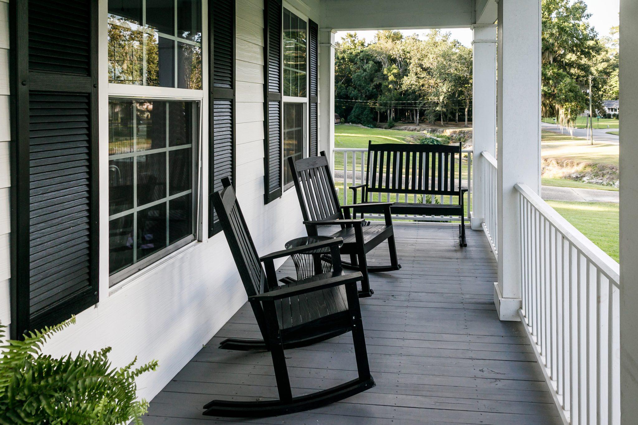 curb appeal porch ideas
