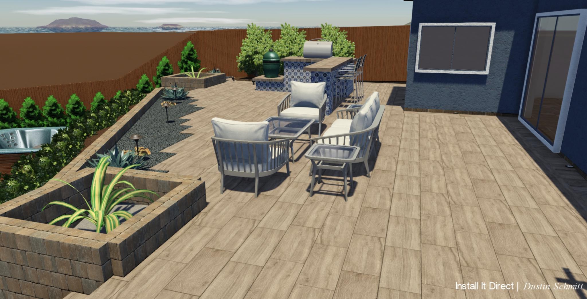 Landscape design ideas
