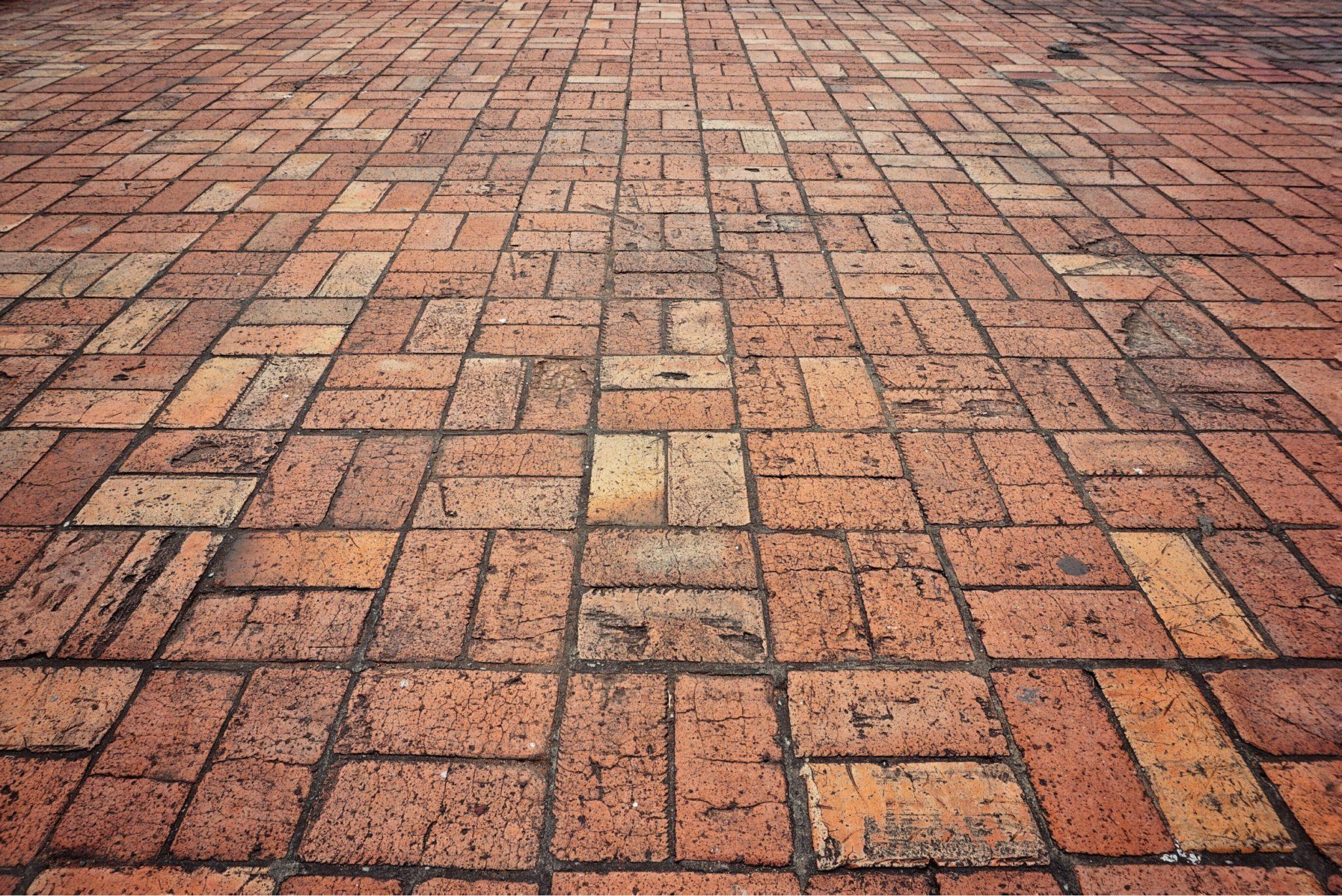 brick driveway pros cons