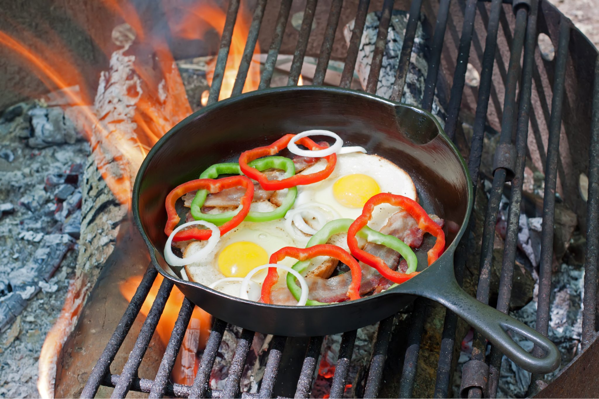 Backyard Campfire Cooking with Your Fire Pit