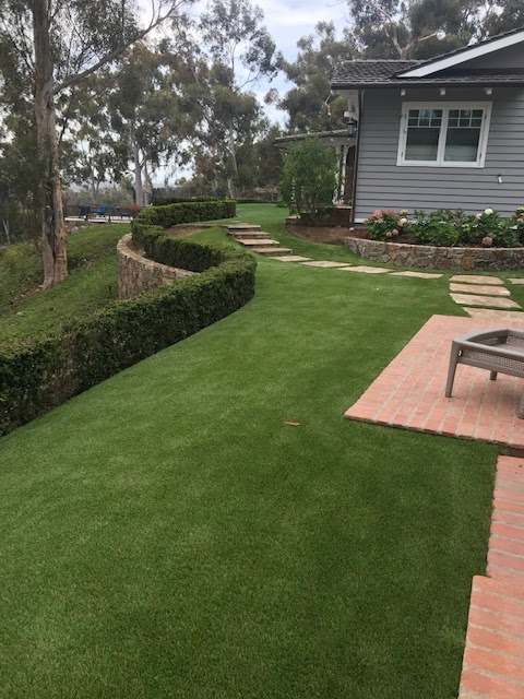 Artificial turf installed in San Diego by Install-It-Direct