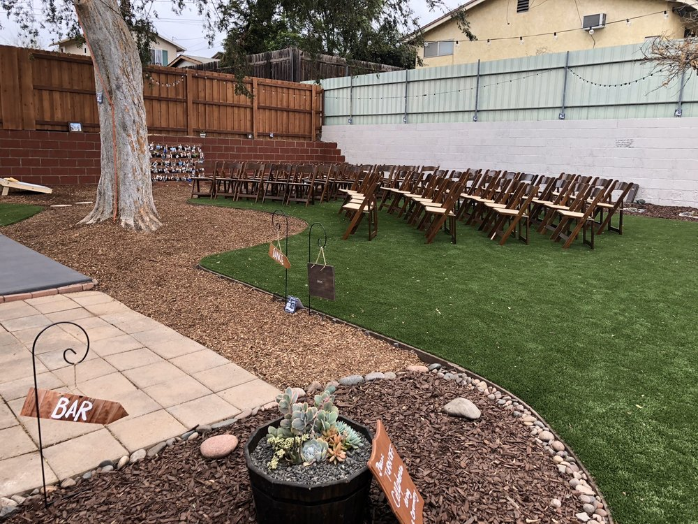 Artificial Grass Installation by IID