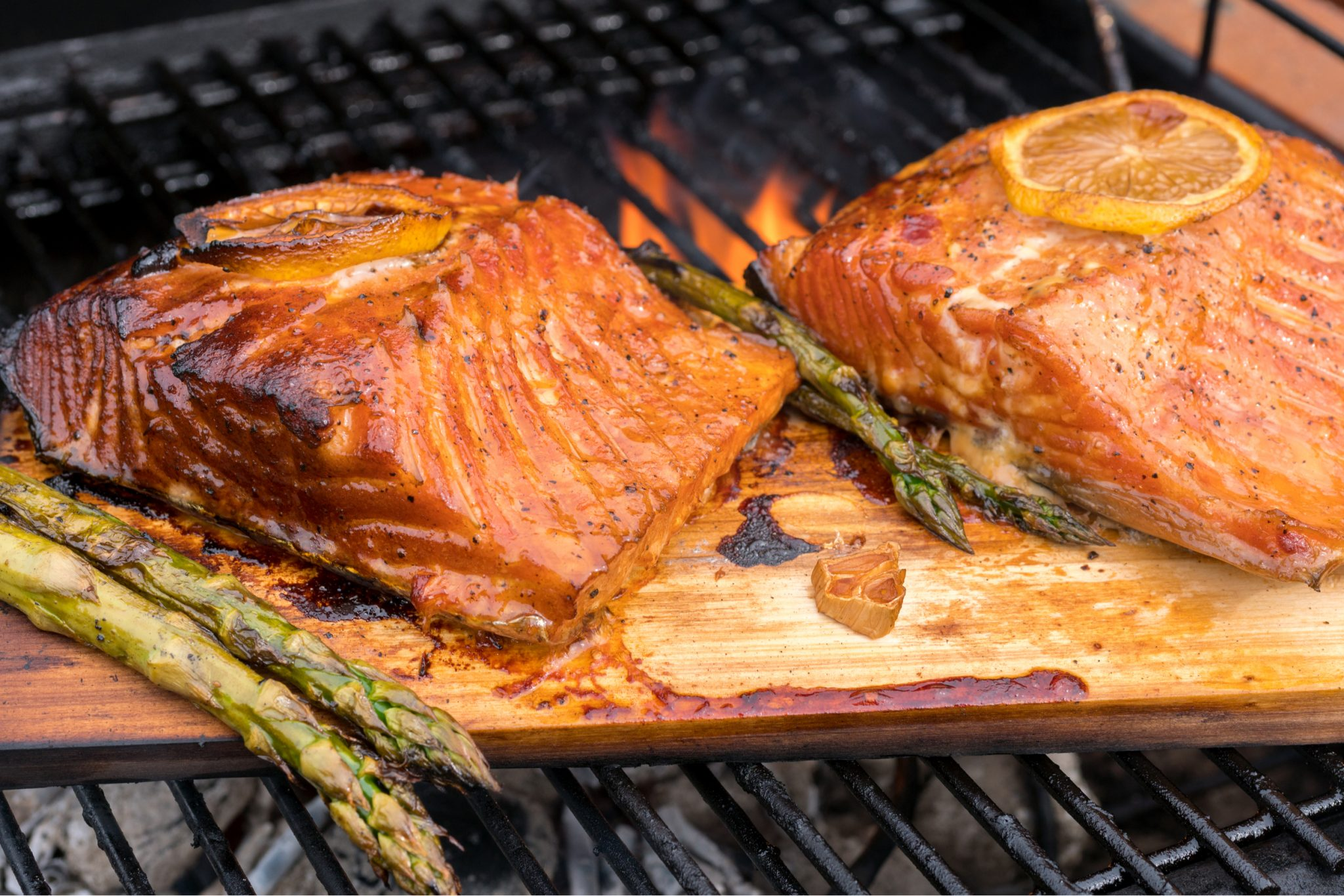 BBQ Tools Cedar Plank